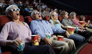 3D кино больше не удивляет?