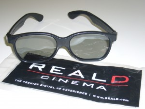 RealD очки