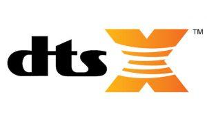 Логотип DTS:X